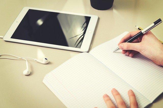 Smartfon i notatki