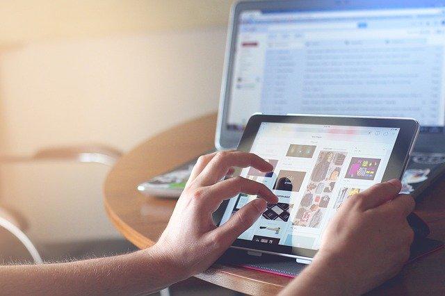 przeglądanie internetu
