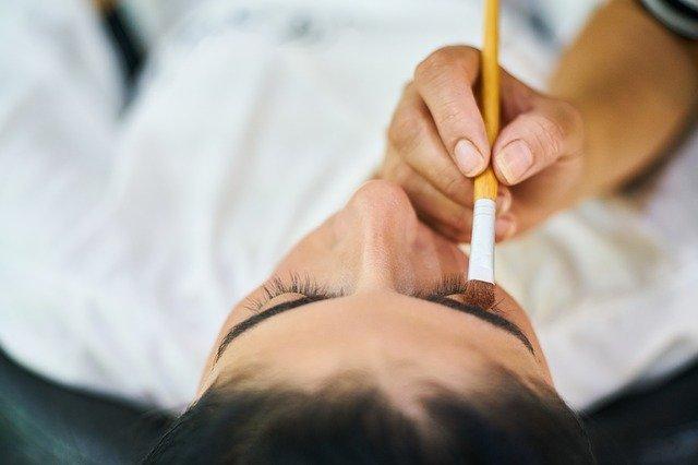 Zabieg - pielęgnacja twarzy