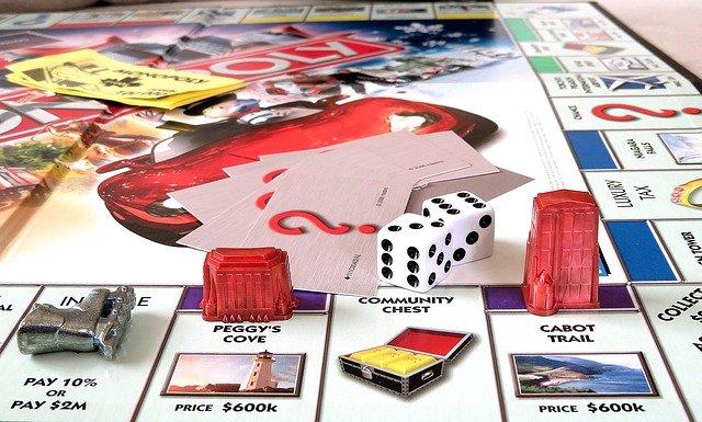 zestaw gier planszowych