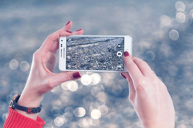 Smartfon zdjęcie