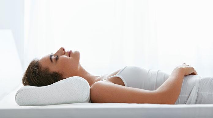 Wygodna poduszka do spania