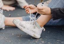 Sportowe buty do biegania dla dzieci